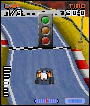 Ca Karting Mobile Game