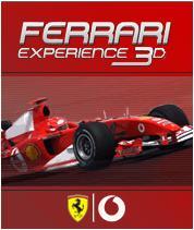 Ferarri Experience 3D Mobile Game
