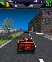 Carmageddon 3d Mobile Game