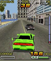Need For Speed Underground 3d Mobile Game