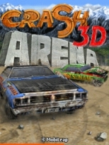 Crash 3D Arena 128x160 Only Mobile Game