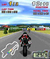 Motoracer 3d Mobile Game