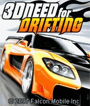 3D NEED FOR DRIFT BY VAIBHAV Mobile Game