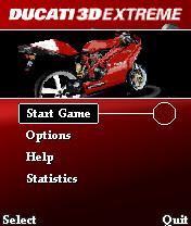 Ducati 3D Mobile Game