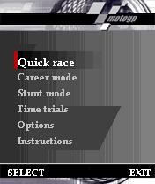 Moto GP 2 Mobile Game
