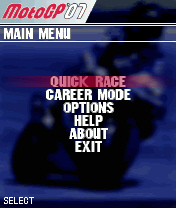 Moto GP 7 Mobile Game