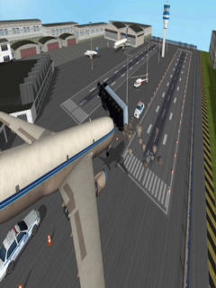 Plane Parking 3D For Android Phones V  1.12 Mobile Game