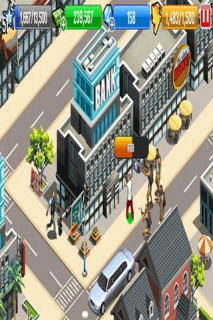 Gangstar City Mobile Game