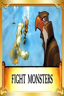 Pocket Legends Mobile Game