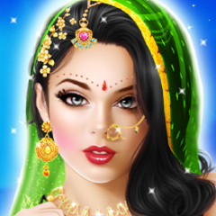 Indian Fashion Star Makeup And Dressup Mobile Game