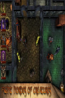 Arcane Quest HD Mobile Game