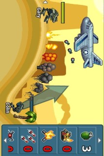Armored Strike Mobile Game