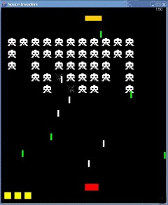 Invaders Possibly From Space1.0 Mobile Game