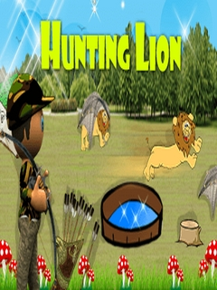 Hunting Lion Mobile Game