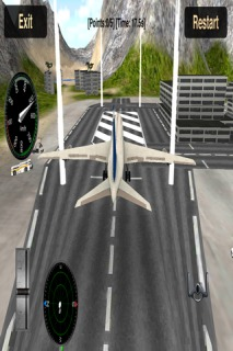 Flight Simulator Fly Plane 3D Android Game Mobile Game