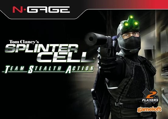 SplinterCell TeamStealthAction-N70vijoy Mobile Game