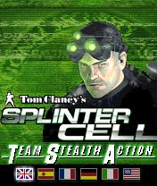 SplinterCell TeamStealthAction2-N70vijoy Mobile Game
