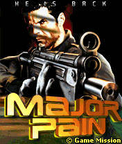 Major Pain Mobile Game