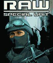 Raw Special Unit Mobile Game