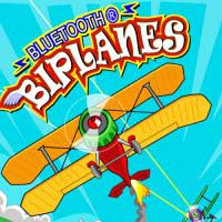 Bluetooth Bip Planes Mobile Game