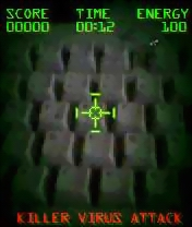 Killer Virus Mobile Game