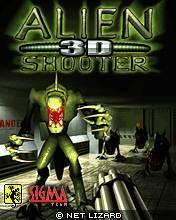 Alien Shooter 3d Mobile Game