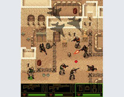 Black Hawk Down Team Sabre Mobile Game
