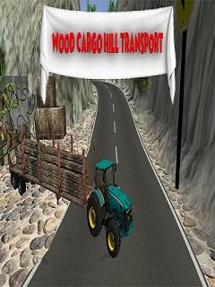 Tractor Driver Cargo Simulator Mobile Game