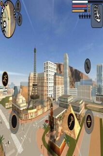 Vegas Crime Simulator Mobile Game