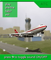 Air Traffic Control Mobile Game