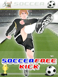 Soccer Free Kick 240x320 Mobile Game