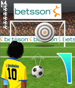 Goalwire Penalties 1.0 Mobile Game