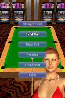 Vegas Pool Sharks 2.0.4 Mobile Game