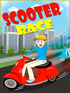 Scooter Race Mobile Game