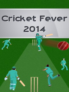Cricket Fever 2014 Mobile Game
