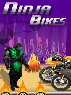 Ninja Bikes Mobile Game