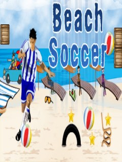 Beach Soccer Mobile Game