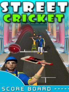 Gali Cricket Mobile Game
