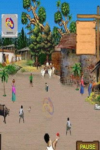 Village Cricket For Android Phones V8.2 Mobile Game