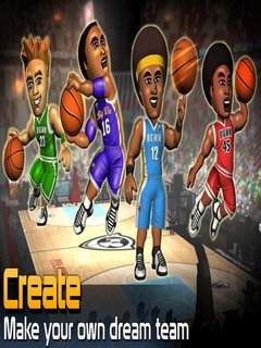 BIG Win Basketball For Android Phones V 3.7 Mobile Game