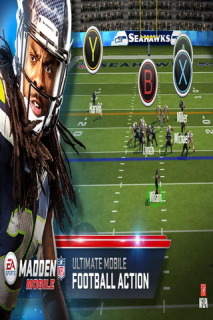 Madden NFL Mobile For Android Smartphones V 2.1 Mobile Game