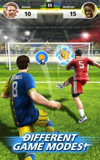 Football Strike Multiplayer Soccer Android Games Mobile Game