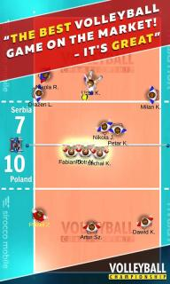 Volleyball Championship Apk Games Mobile Game