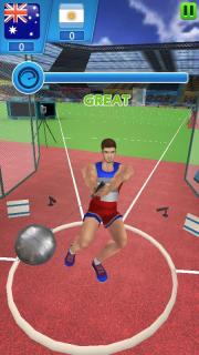 Summer Sports Events Android Apps Mobile Game