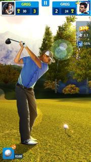 Golf Master 3D Mobile Game