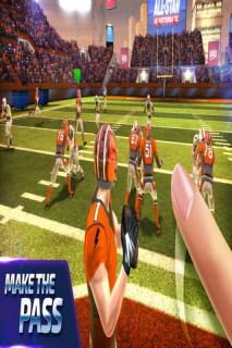 All Star Quarterback 20 American Football Sim Mobile Game