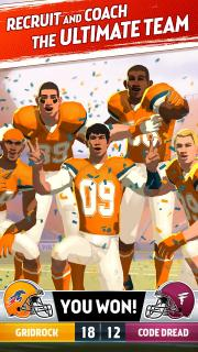Rival Stars College Football Free Android Games Mobile Game