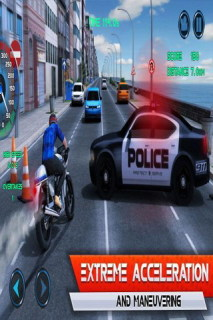 Moto Traffic Race Mobile Game