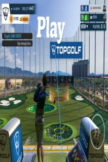 WGT Golf Mobile Game