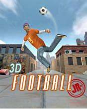 3D Football Jr (176x220) Mobile Game